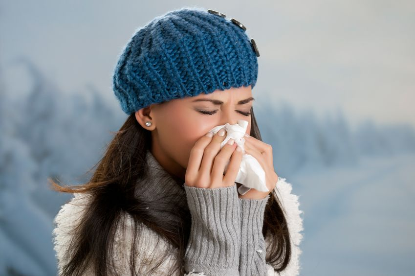 How to prevent getting sick in the winter